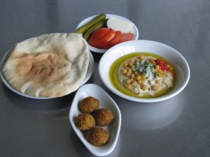 falafel private tour guide in Israel